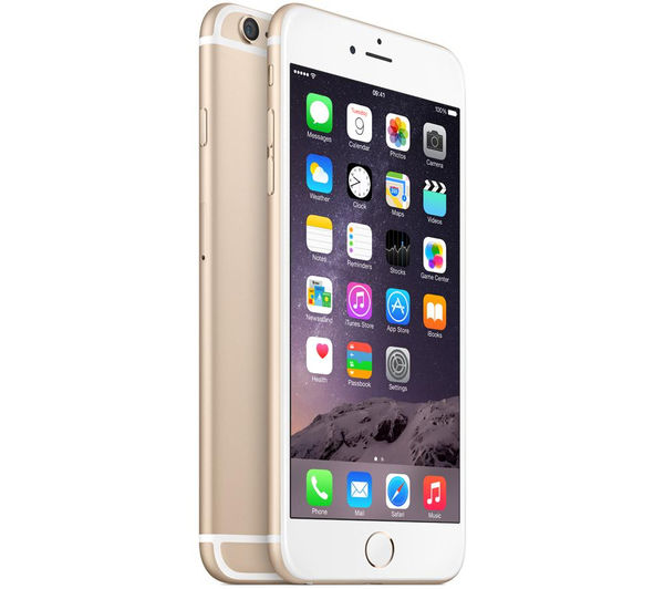 buy apple iphone 6 plus 128 gb gold free delivery. Black Bedroom Furniture Sets. Home Design Ideas