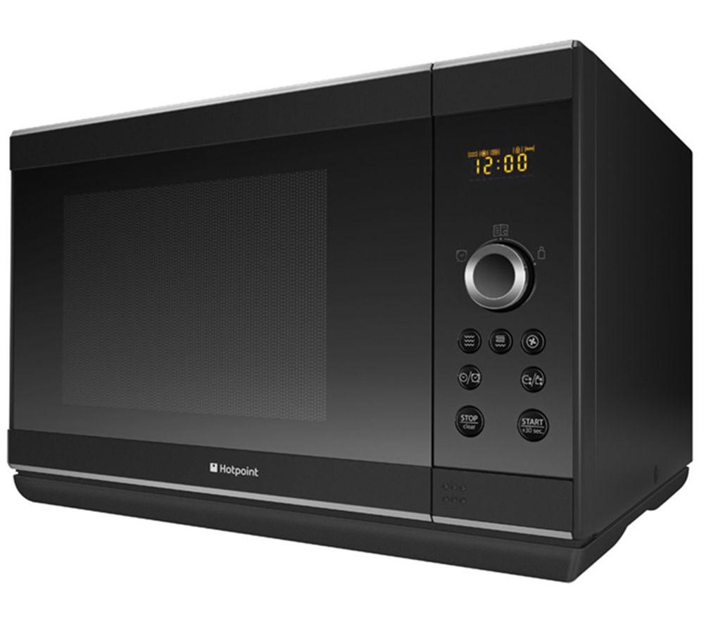 Hotpoint Mwh2824buk Combination Microwave Black