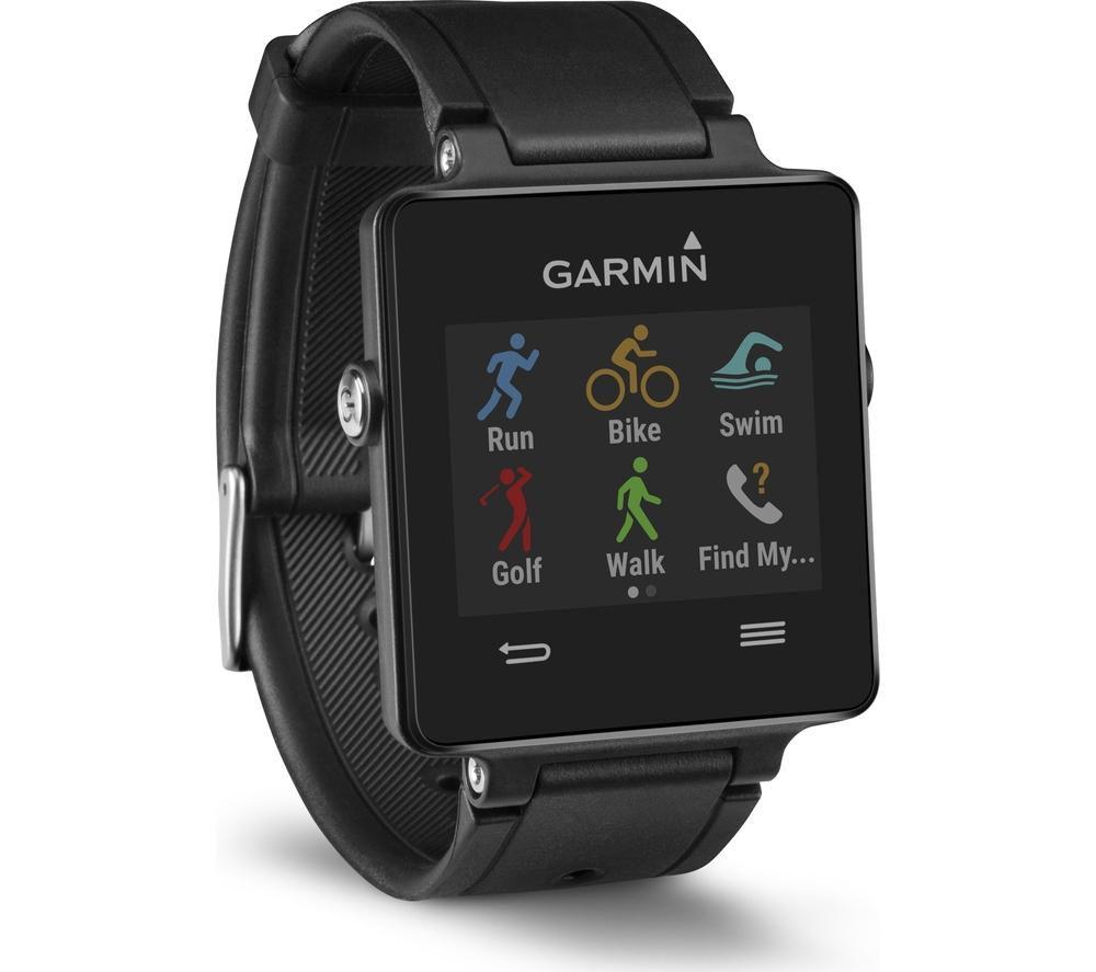 GARMIN vivoactive GPS Smartwatch - Black
