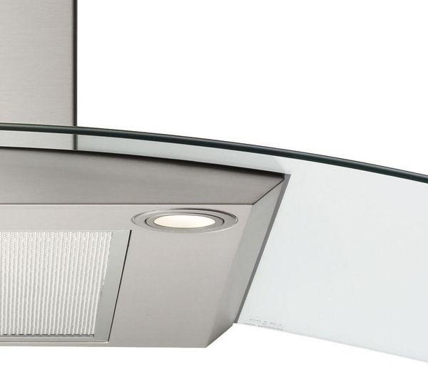 Buy Zanussi Zhc9234x Chimney Cooker Hood Stainless Steel