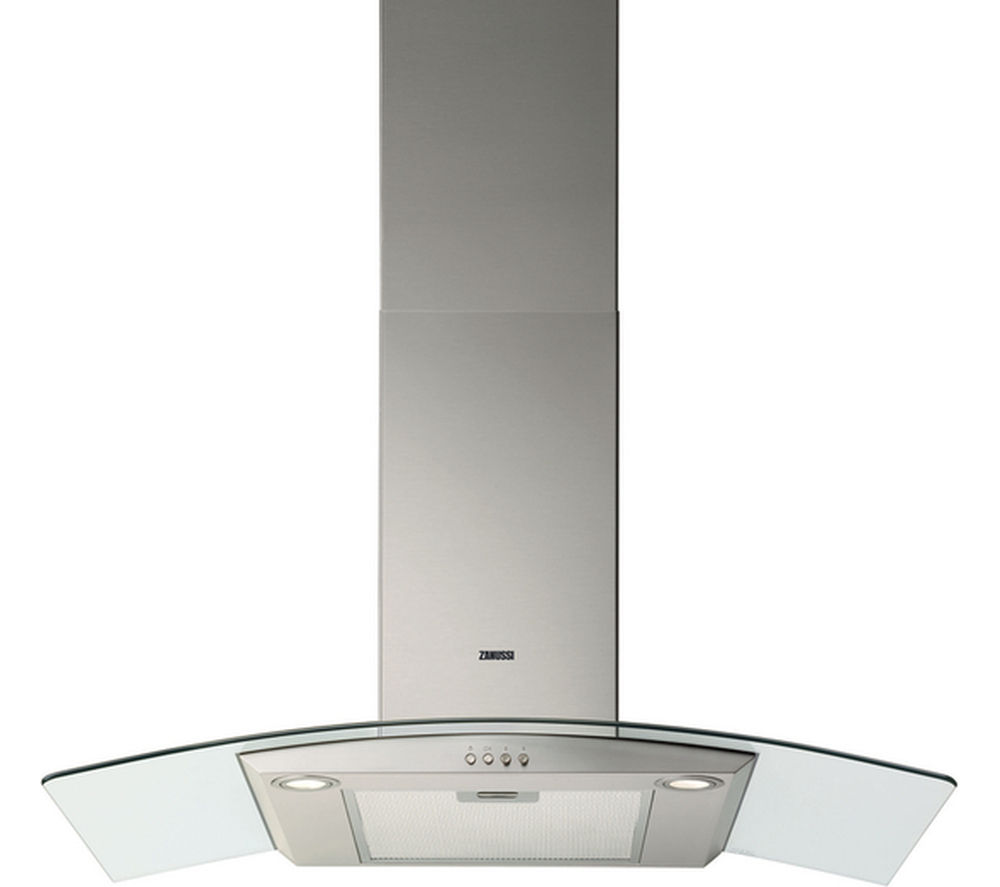 ZANUSSI  ZHC9234X Chimney Cooker Hood  Stainless Steel Stainless Steel