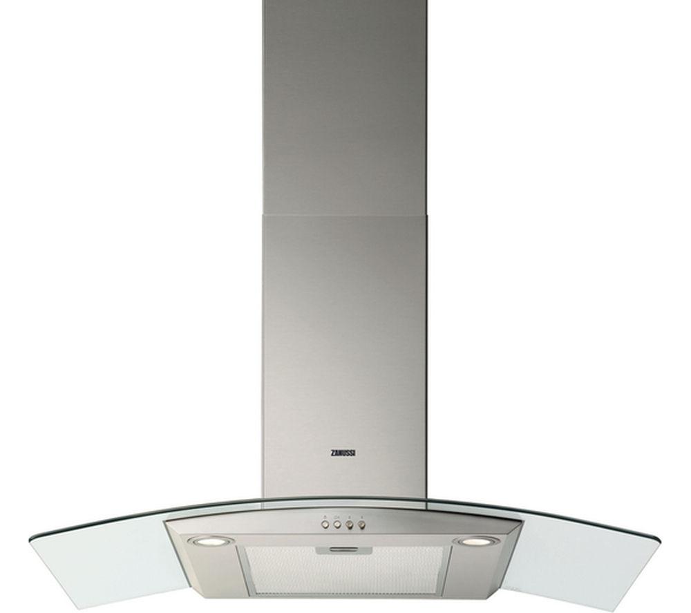 Cooker Hoods Uk ~ Buy zanussi zhc chimney cooker hood stainless steel