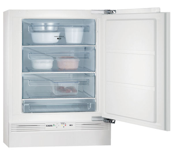 AEG AGS58200F0 Integrated Undercounter Freezer