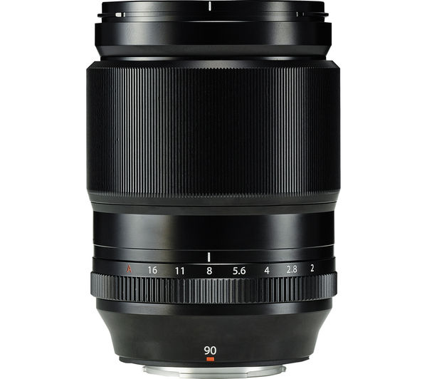 Image of FUJIFILM Fujinon XF 90 mm f/2 R LM WR Telephoto Prime Lens