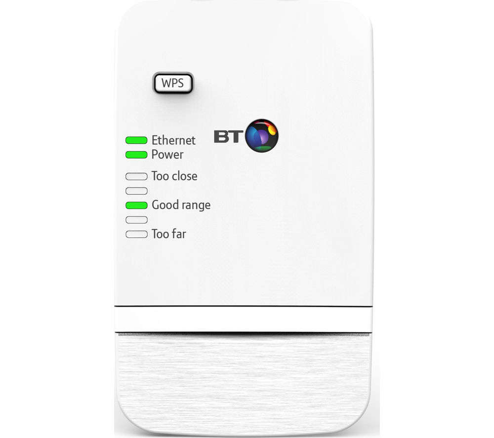 BT WiFi Range Extender - N300