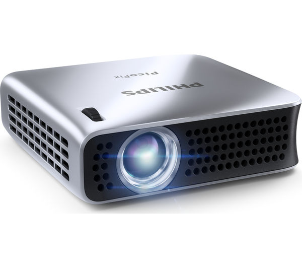 Philips picopix ppx4010 portable projector deals pc world for Portable projector for laptop