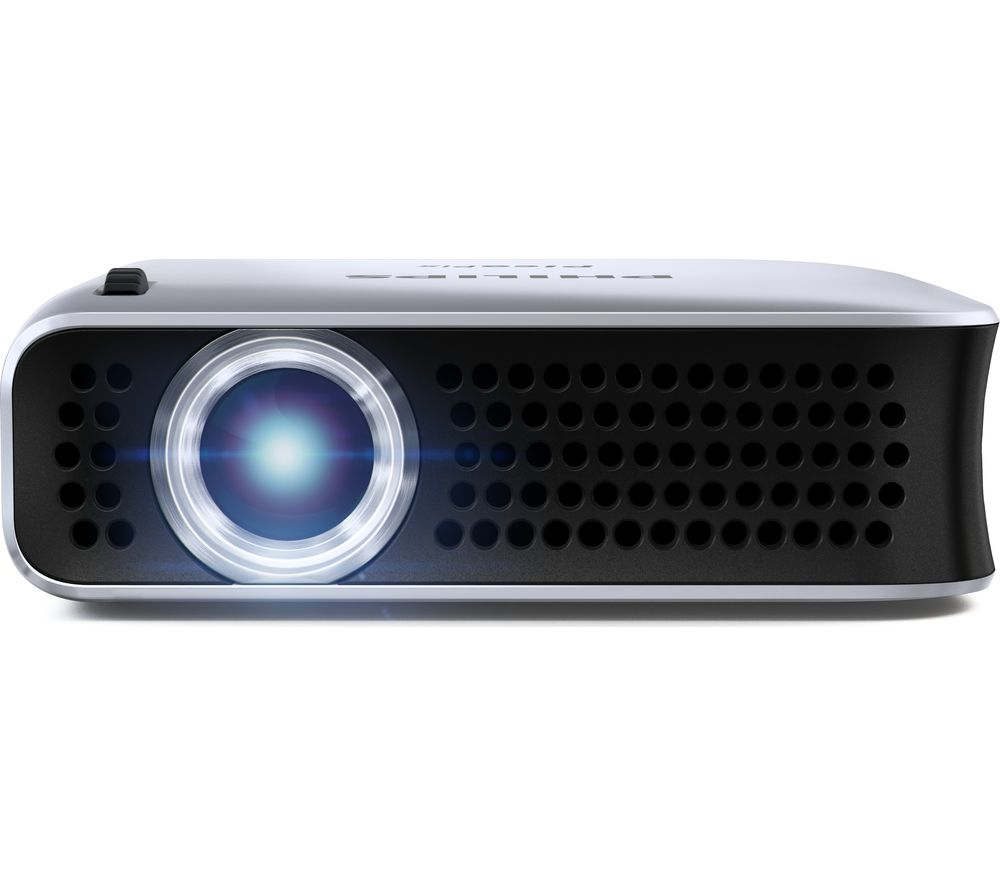 Buy philips picopix ppx4010 portable projector free for Portable pocket projector reviews