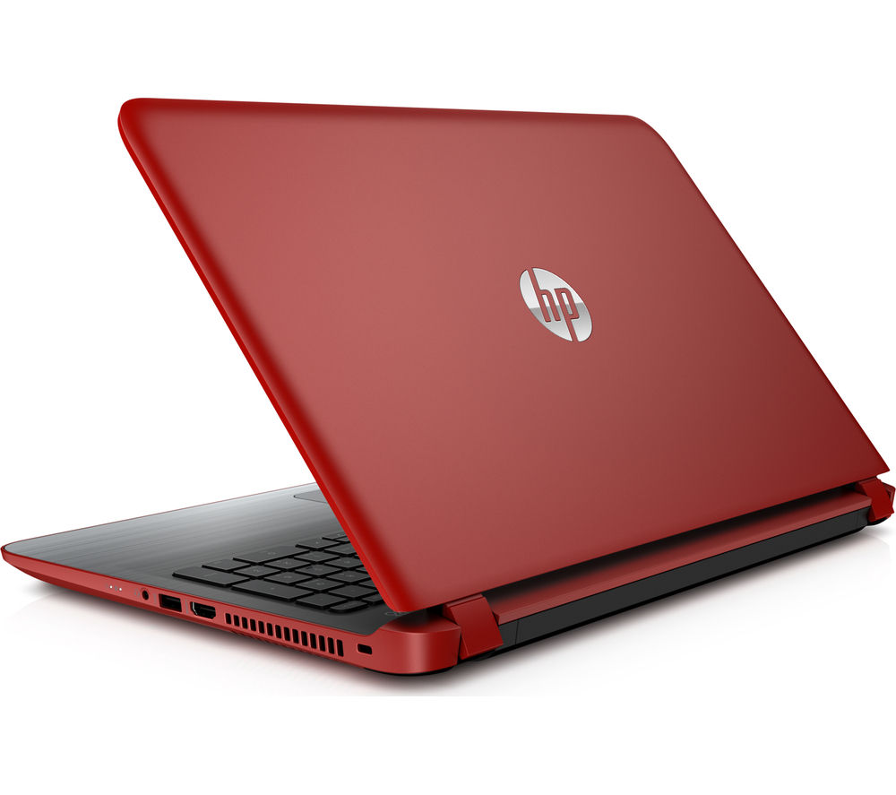 hp pavilion 15 ab291sa 15 6 laptop red deals pc world. Black Bedroom Furniture Sets. Home Design Ideas