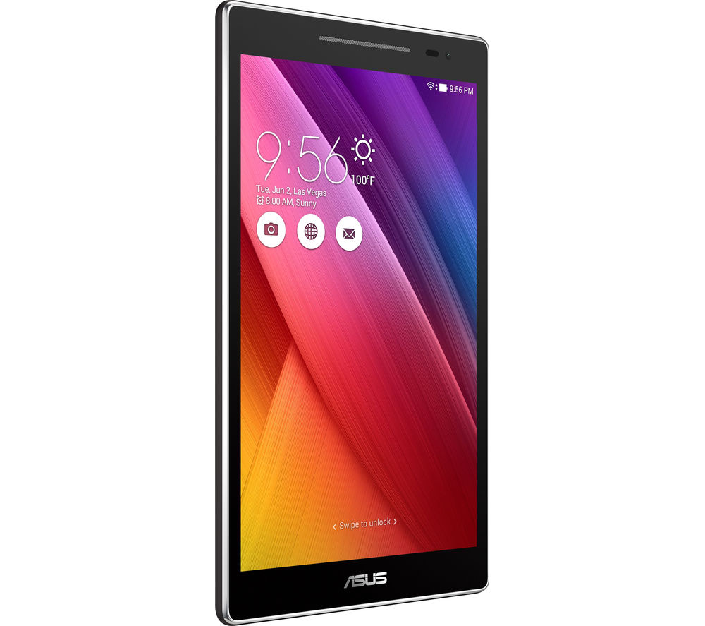 "Image of Asus ZenPad Z380C 8"" Tablet - 16 GB, Black"