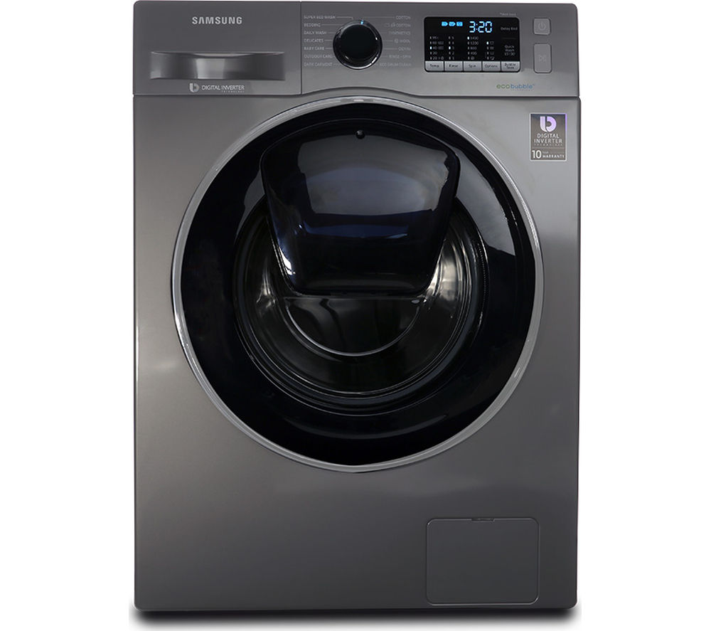 Samsung Washing Machine ~ Buy samsung addwash ww k ux eu washing machine