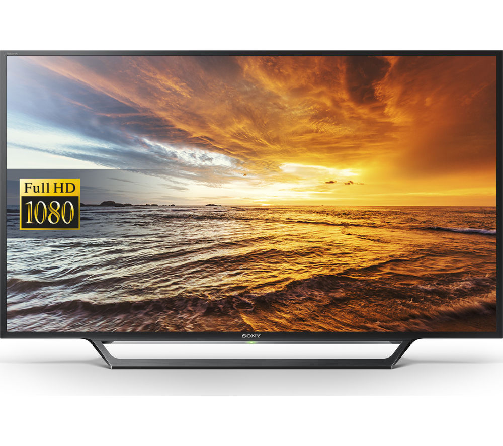 "40"" Sony BRAVIA KDL40WD653BU Smart  LED TV"