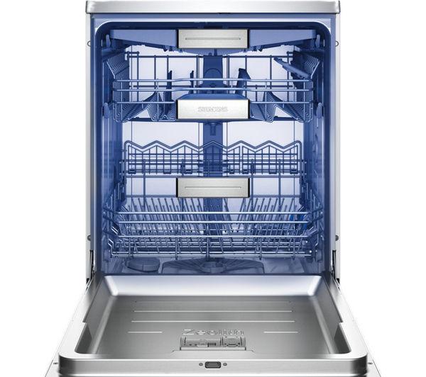 buy siemens iq700 sn277i01tg full size dishwasher silver. Black Bedroom Furniture Sets. Home Design Ideas
