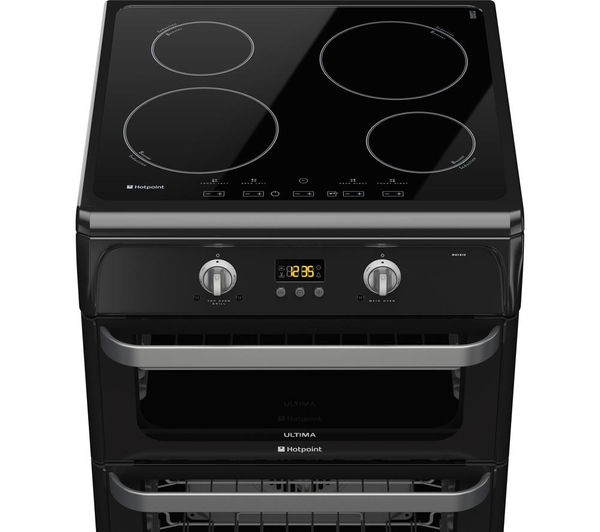 Hotpoint induction cookers