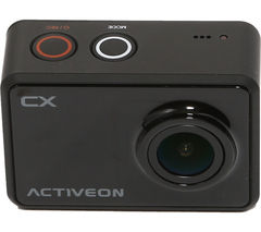 ACTIVEON CX CCA10W Action Camcorder - Black