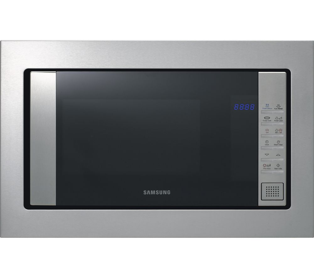 buy samsung fg87sust built in microwave with grill. Black Bedroom Furniture Sets. Home Design Ideas