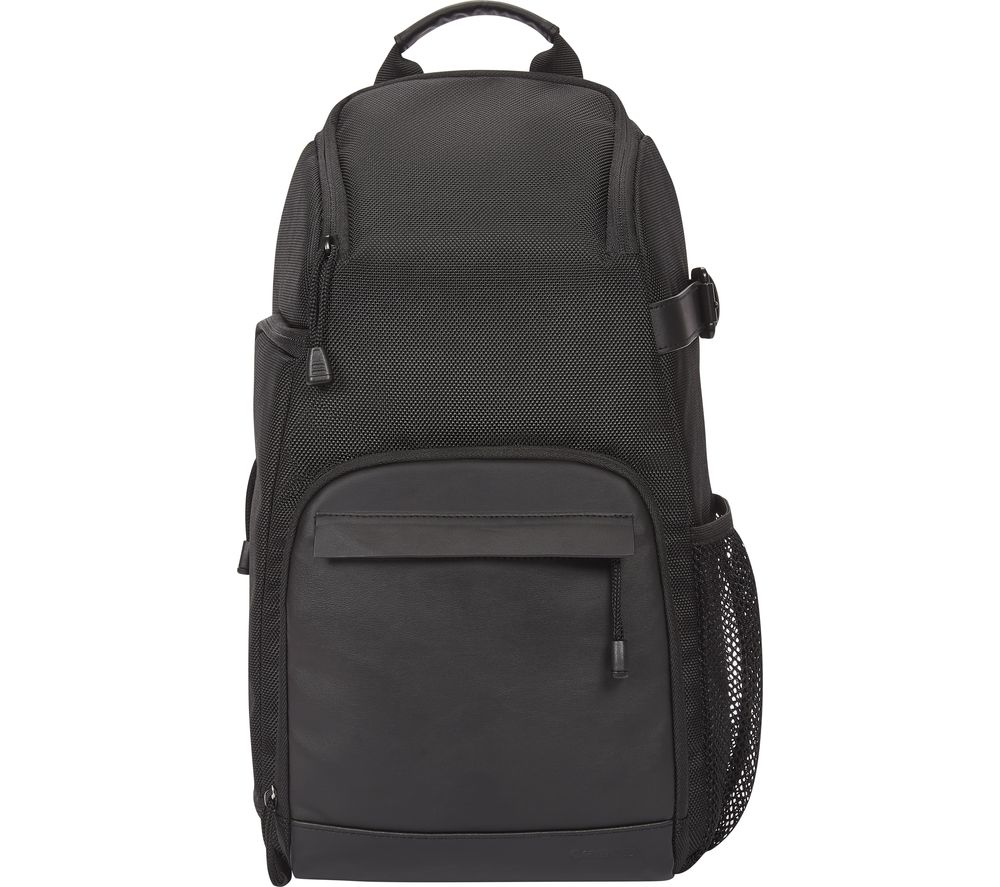 CANON SL100 DSLR Camera Sling Backpack - Black