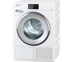 MIELE TMV840 Heat Pump Tumble Dryer - White