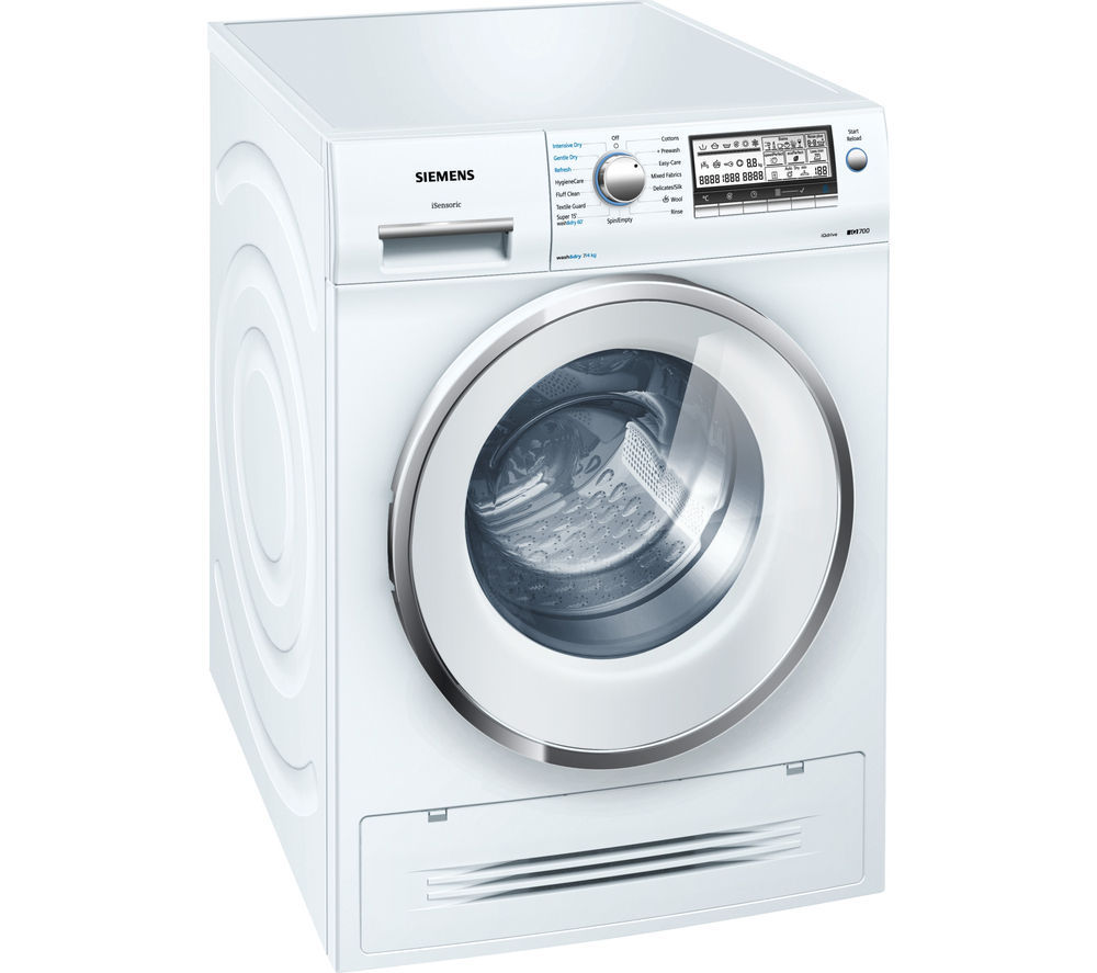 Component Tumble Dryer ~ Siemens wd h gb washer dryer review