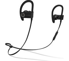 BEATS BY DR DRE Powerbeats3 Wireless Bluetooth Headphones - Black