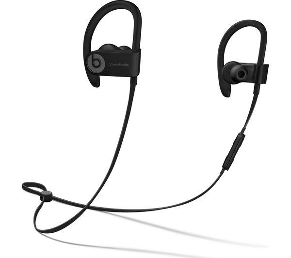 Image of BEATS BY DR DRE Powerbeats3 Wireless Bluetooth Headphones - Black