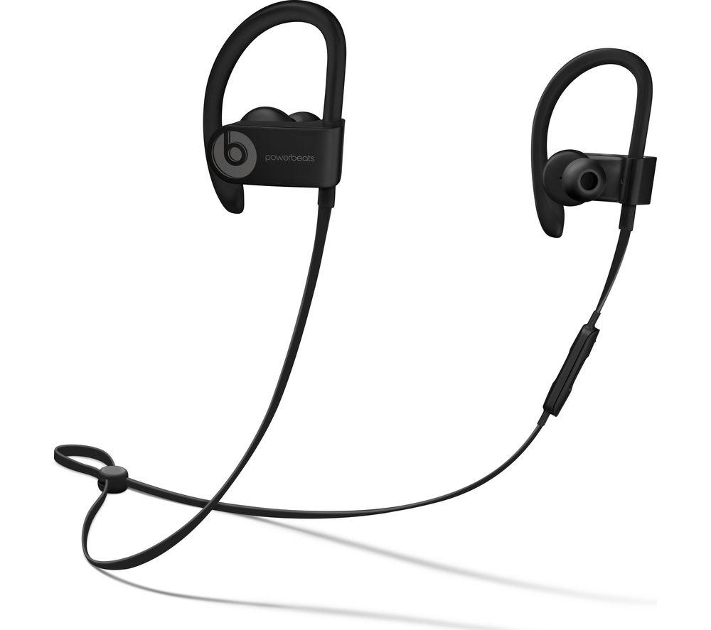 BEATS BY DR DRE Powerbeats3 Wireless Bluetooth Headphones - Black