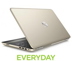 "HP Pavilion 15-aw084sa 15.6"" Laptop - Modern Gold"