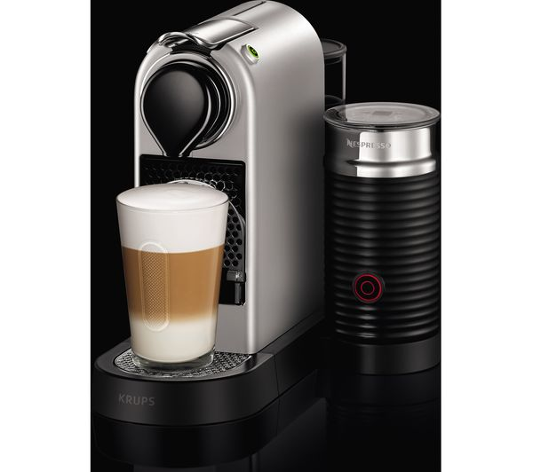 Buy Nespresso By Krups Citiz Milk Xn760b40 Coffee