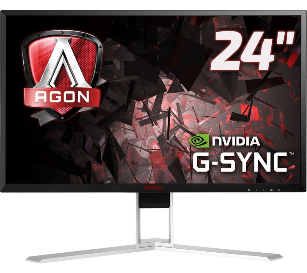 "AOC Agon AG241QG WQHD 24"" LED Gaming Monitor"