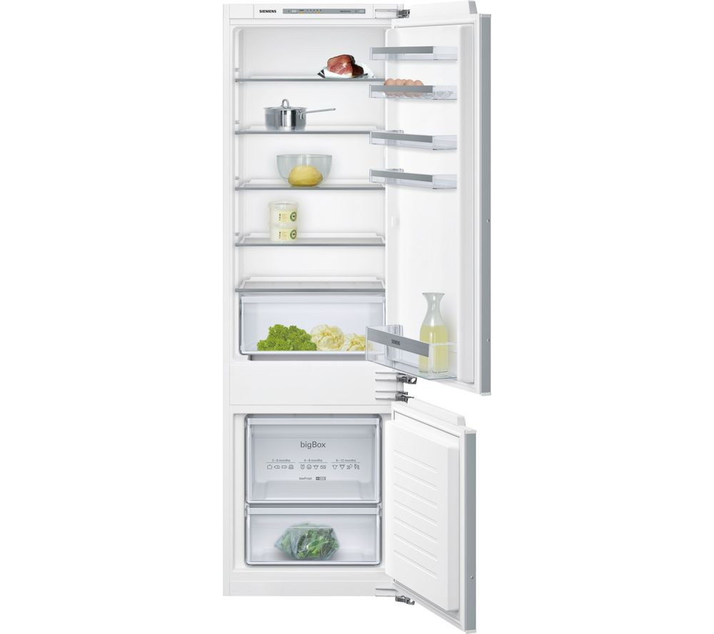 buy siemens ki87vvf30g integrated 70 30 fridge freezer free delivery currys. Black Bedroom Furniture Sets. Home Design Ideas