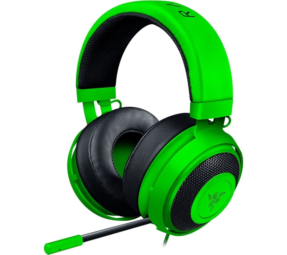 RAZER Kraken Pro V2 Gaming Headset - Green
