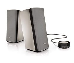 BOSE Companion® 20 2.0 PC Speakers - Silver