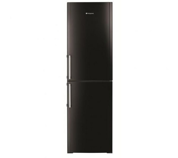 Buy Hotpoint Fffl1810k Fridge Freezer Black Free