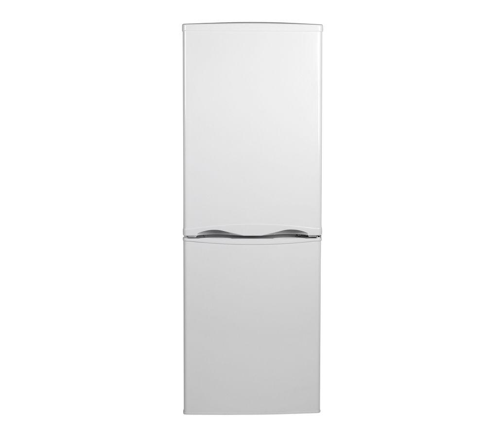 ESSENTIALS C50BW12 Fridge Freezer - White