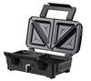 WARING PRO WOSM2U Deep Fill Sandwich Toaster - Gloss Black & Stainless Steel