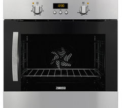 ZANUSSI ZOA35526XK Electric Oven - Stainless Steel