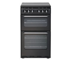 NEW WORLD 500TSIDL Gas Cooker - Black