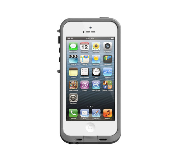 Belkin LifeProof iPhone 5 and 5S Case   Grey, Grey