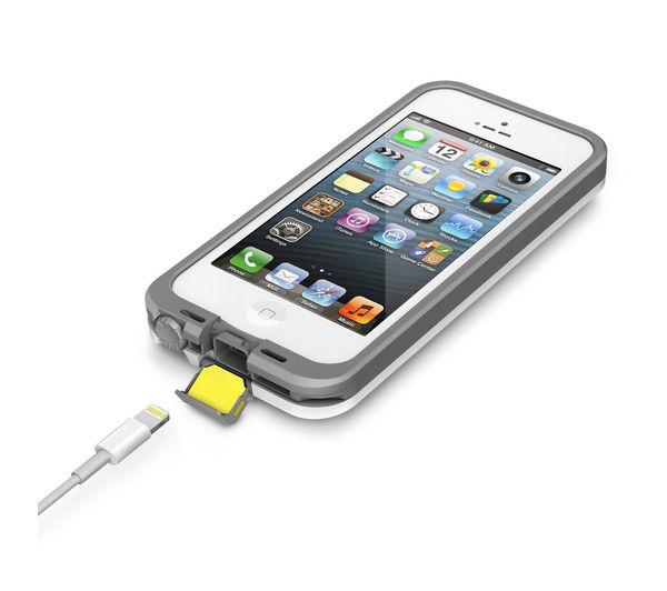 Belkin lifeproof iphone 5 amp 5s case grey deals pc world