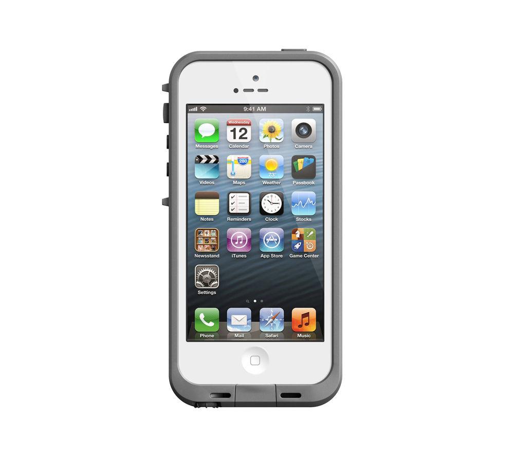 BELKIN LifeProof iPhone 5 & 5S Case - Grey