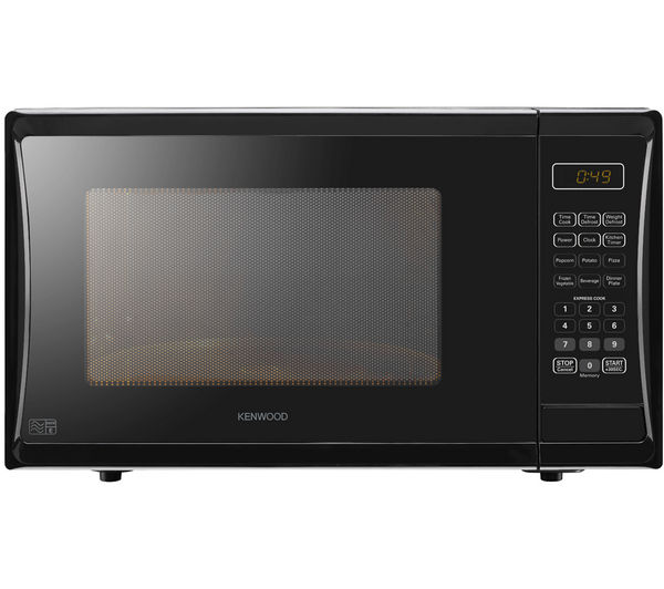 Image of Kenwood K25MB14 Solo Microwave - Black, Black