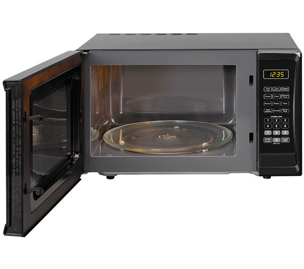 Can We Bake Cake In Solo Microwave Oven: Buy KENWOOD K25MB14 Solo Microwave - Black