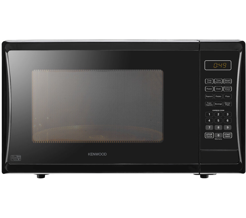 Buy Kenwood K25mb14 Solo Microwave Black Free Delivery