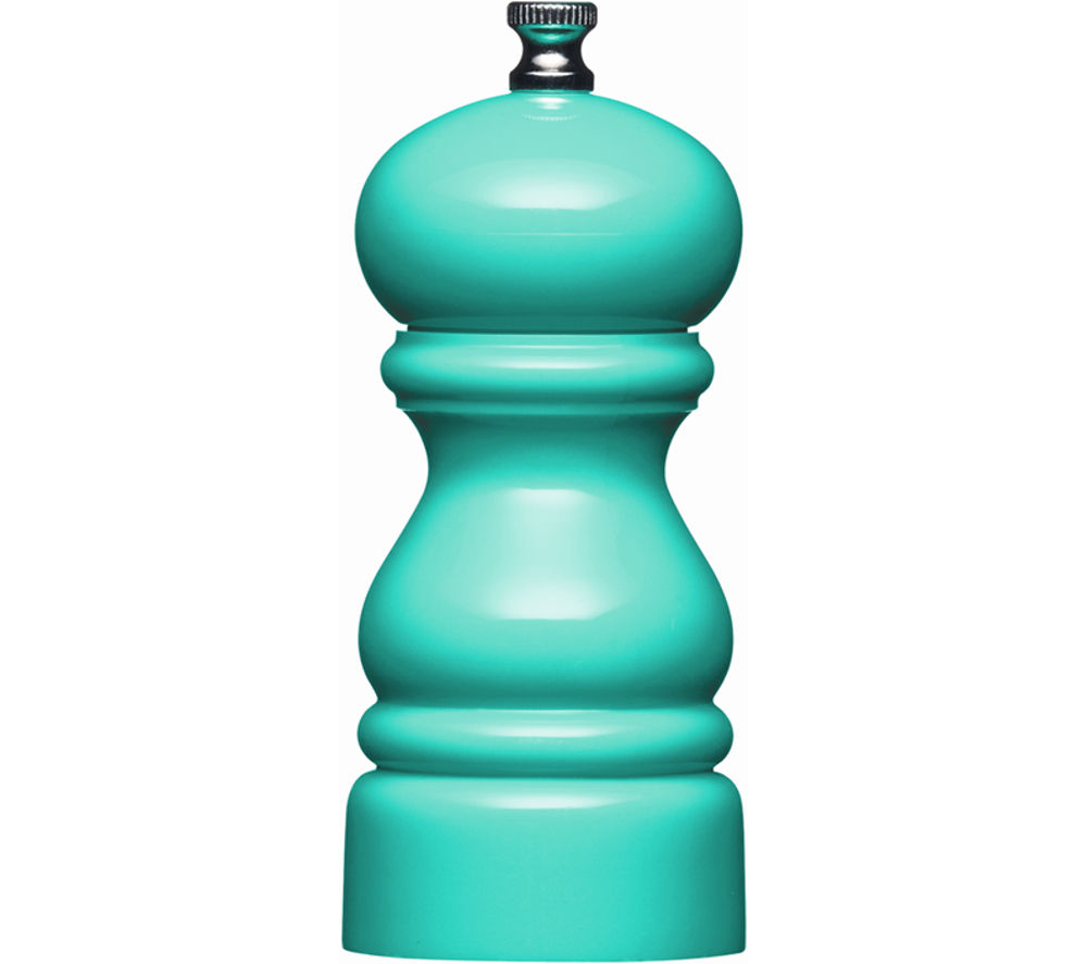 Buy MASTER CLASS Small Pepper Mill  Turquoise  Free Delivery