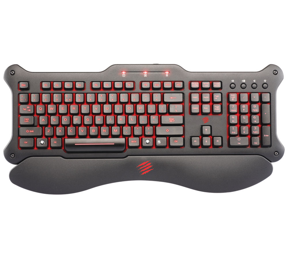 MAD CATZ V5 Gaming Keyboard