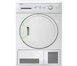 BEKO DCU8230 Condenser Tumble Dryer - White
