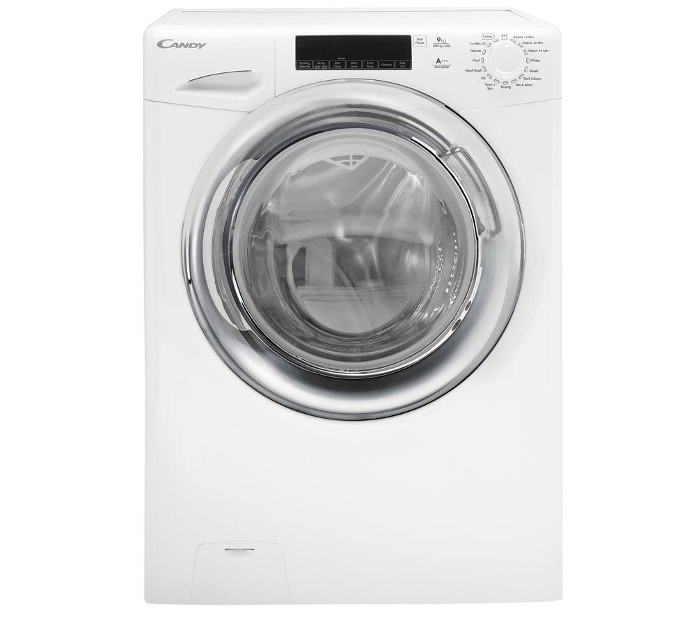 CANDY GV159TWC3 Washing Machine - White