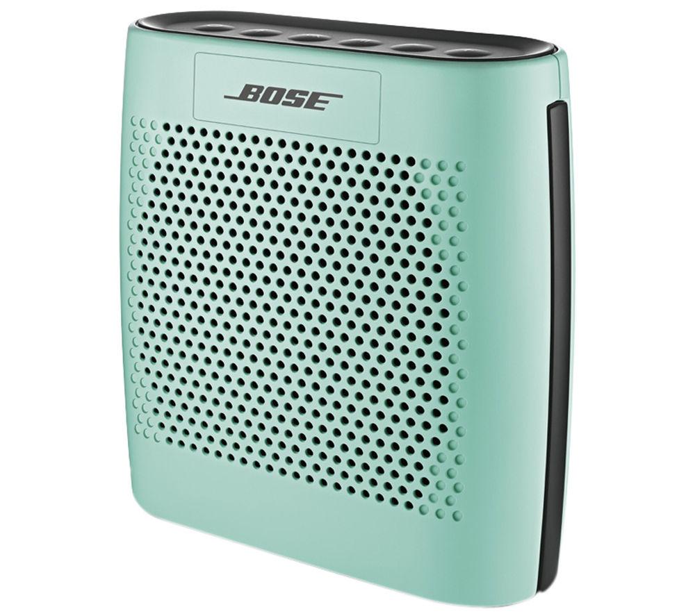 BOSE SoundLink Colour Portable Wireless Speaker - Mint