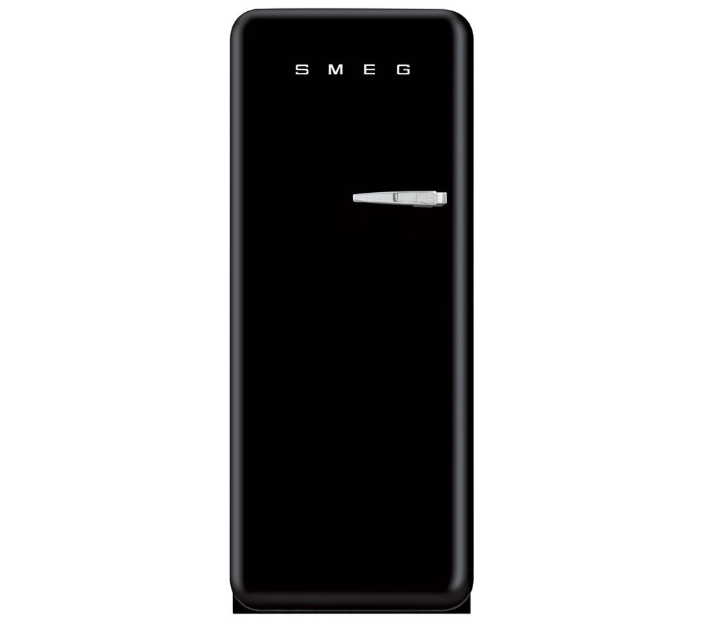 Smeg CVB20LNE1 Tall Freezer - Black, Black