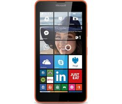 MICROSOFT Lumia 640 - 8 GB, Orange