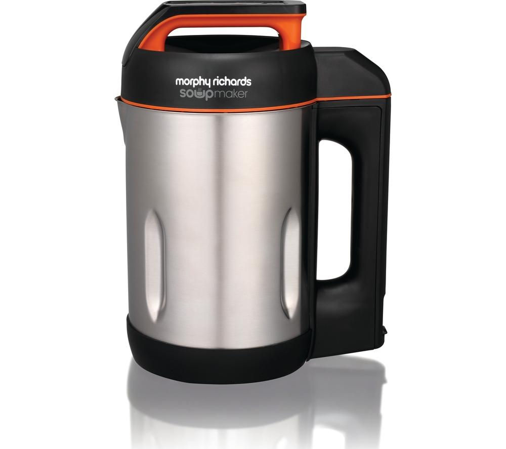 MORPHY RICHARDS 501013 Soup Maker - Stainless Steel